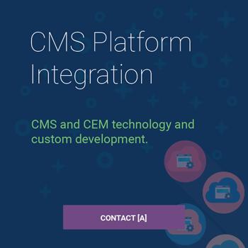 CMS Platform Integration
