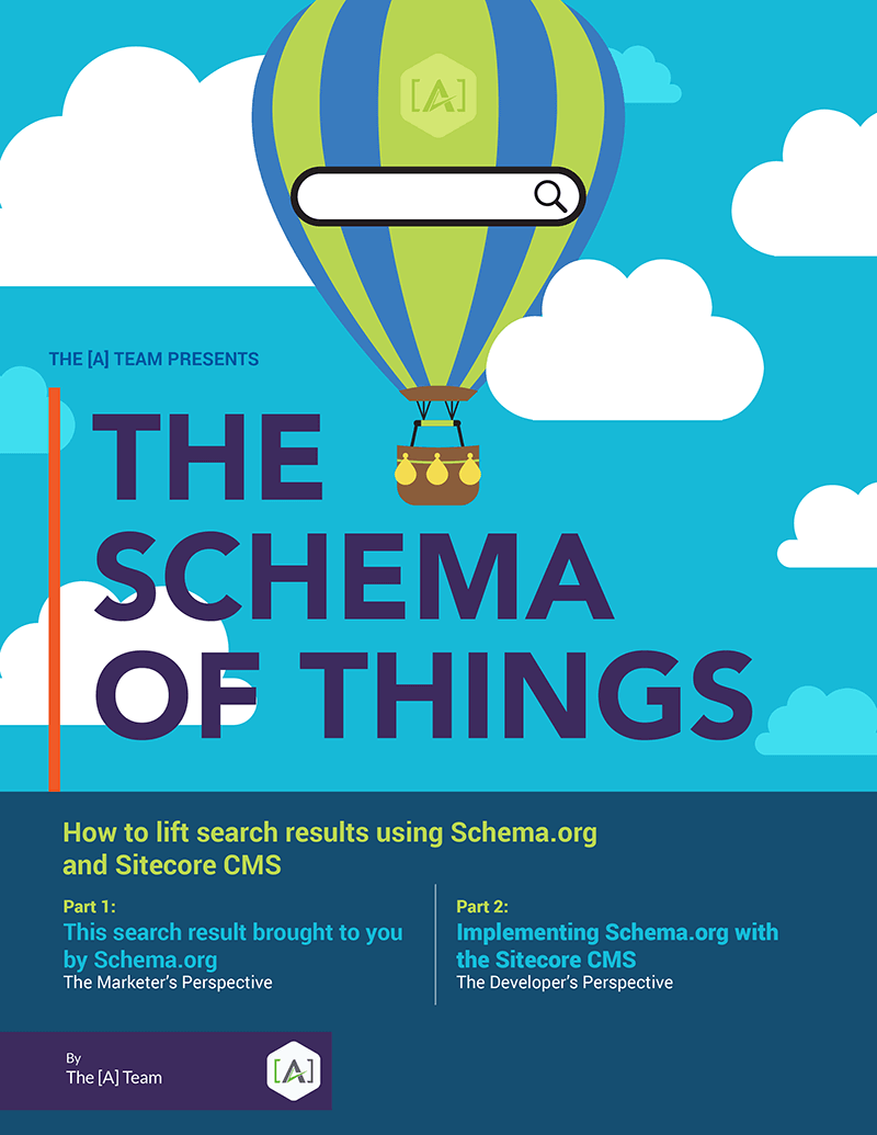 The Schema of Things