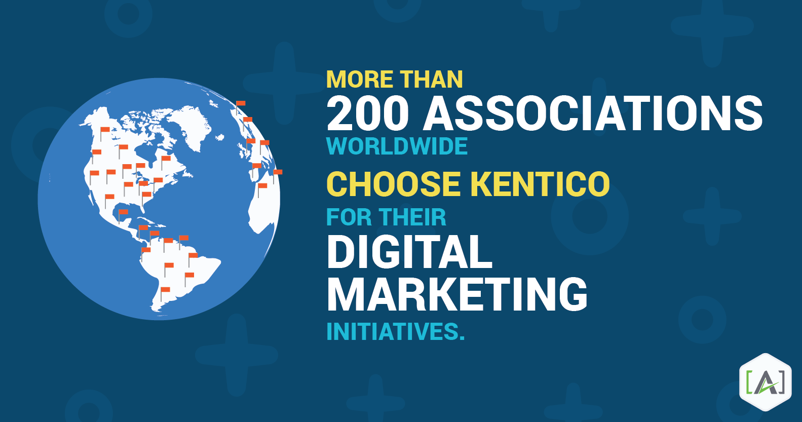 Kentico Powers Hundreds of Associations Worldwide